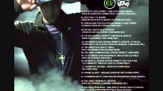 15.Baby Kripy Ft. Kenxiel,Gabo La Comision,Nuel Gomez & Jorel - (The First Season Mixtape)