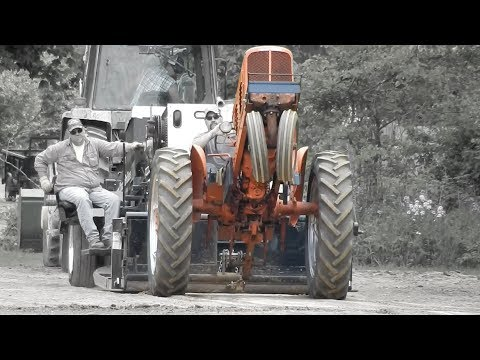 Antique Tractor Pull - Brooklyn, WI May 2017