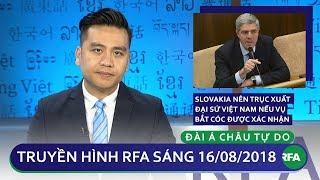 Tin tức | Slovakia nên trục xuất đại sứ Việt Nam nếu vụ bắt cóc được xác nhận
