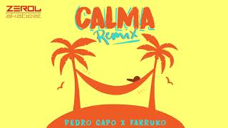Baixar Pedro Capó, Farruko - Calma (Remix) (Instrumental Original)