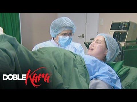 Download Kara gives birth | Doble Kara
