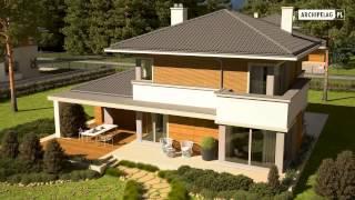 Dom Rodrigo III G1 - zobacz wszystkie nasze projekty na: www.archipelag.pl