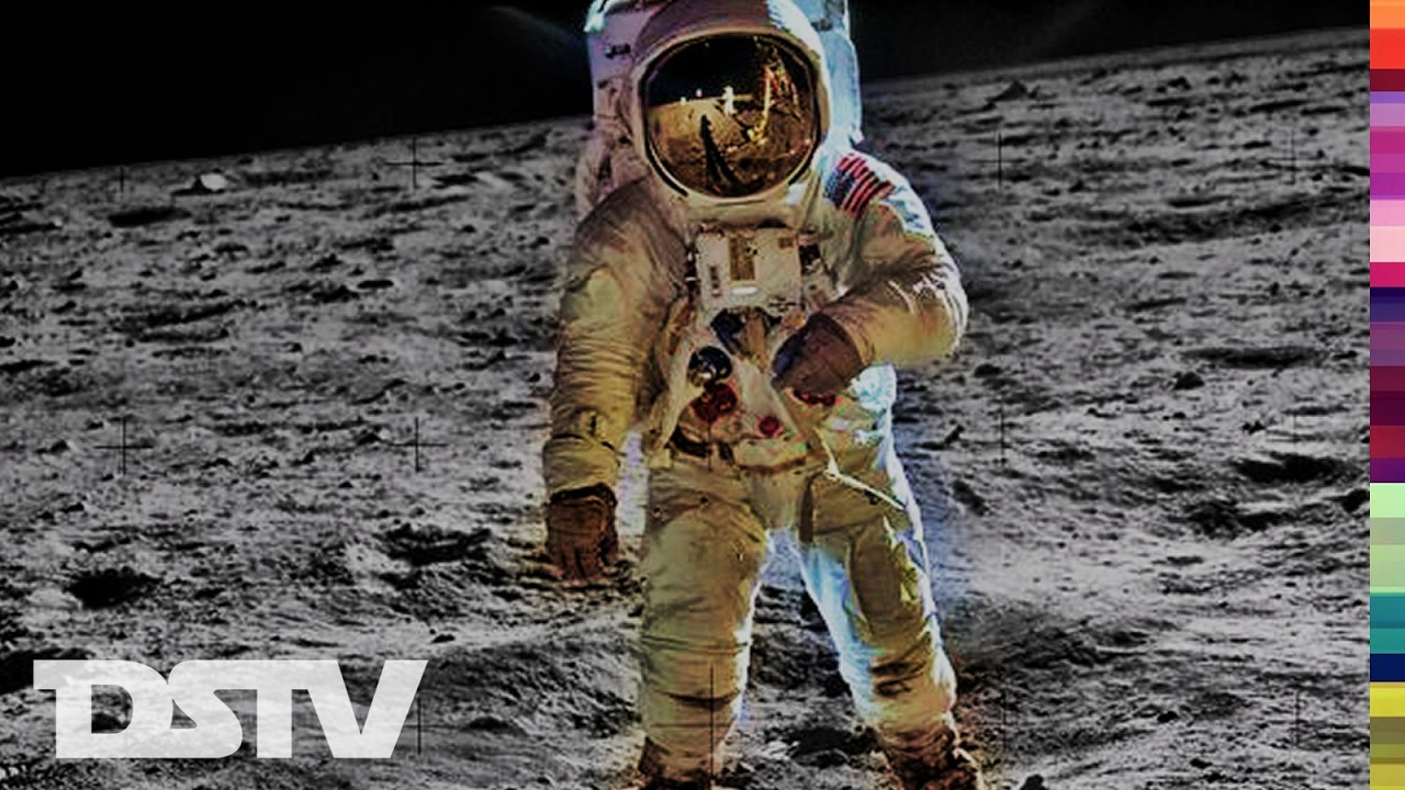 Restored Apollo 11 Footage Of First Moon Landing 1969 Complete Moonwalk