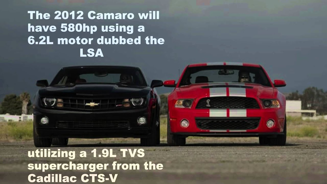 Road Test And Drag Race 2013 Ford Mustang Gt500 Vs 2012