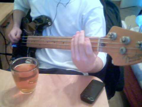 Hall & Oates - Family Man - Bass playalong