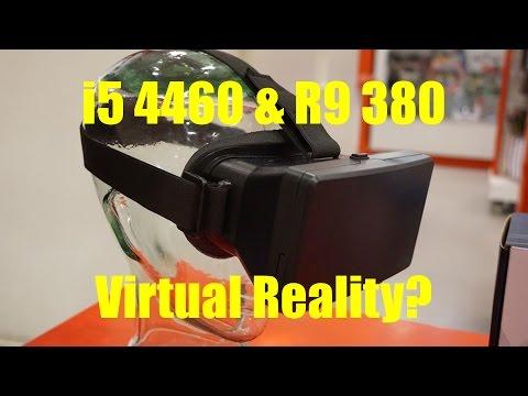 i5 4460 & R9 380 | Für HTC Vive & Oculus Rift geeignet?