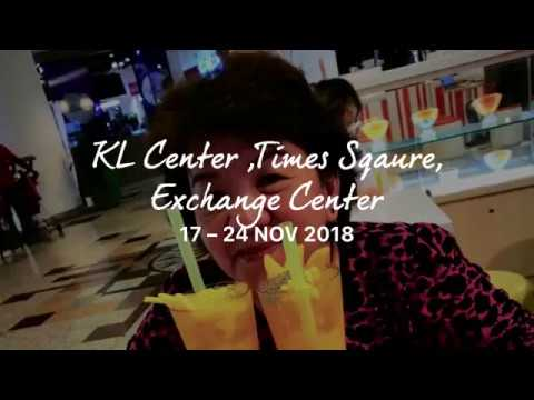 Explore Blue Planet - KL Center, Time Square, Exchange Centrr