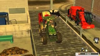 Repeat youtube video FarmingSimulator2013 Présentation de la pailleuse Agram V2 Et remerciment pour vous les abonné