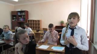 урок литературы 6 класс Воробьева О А