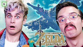 JAKTEN PÅ NEBBDYRET - Ep5 - Legend of Zelda - Breath of the Wild