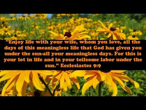 Quote About Marriage And Love From Bible   Bible Verses About Love And Marriage And Family