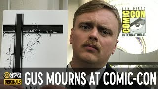 Gus Johnson Tries to Find His Uncle's Funeral at Comic-Con