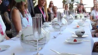 WOW Factors at Luxurious tables