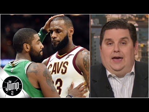 The Kyrie Irving-LeBron James phone call story, dissected   The Jump