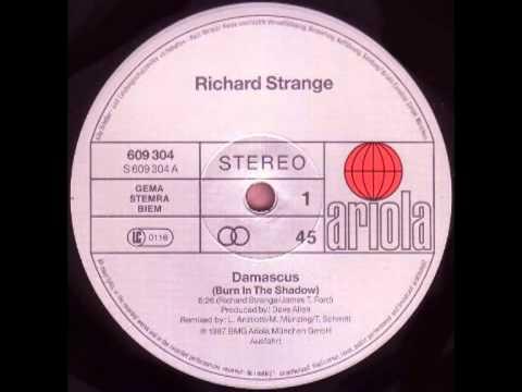 Richard Strange & The Engine Room  Damascus Strange Dub