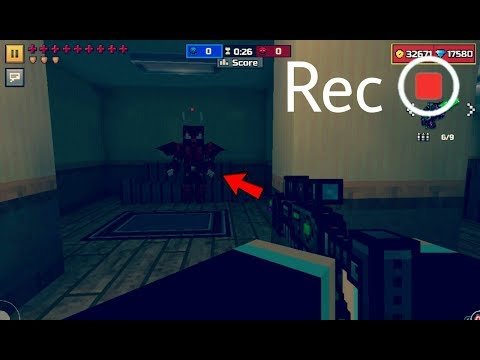 you will quit pixel gun after watching this recording...