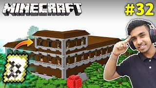 I FOUND SECRET WOODLAND MANSION | MINECRAFT GAMEPLAY #32