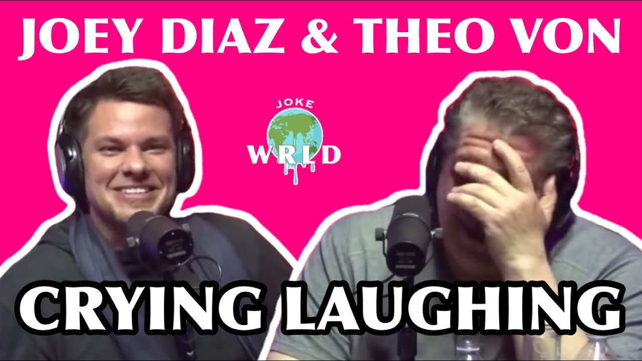 Theo Von's Funniest Story Ever with Joey Diaz