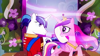 cadance shining armor banish the changelings my little pony friendship is magic season 2