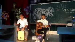 Hát Cho Màn Đêm - Guitar : Dũng Acoustic