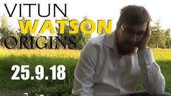 Vitun Watson: Origins Official Trailer
