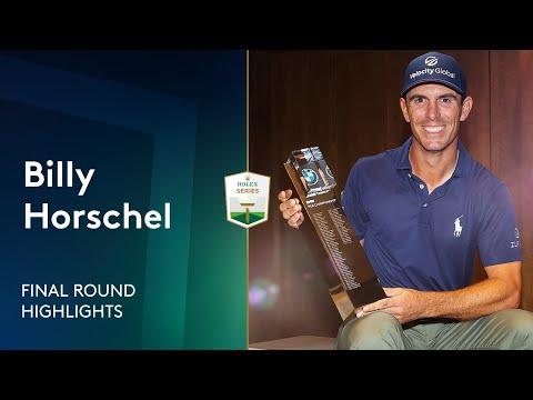 Billy Horschel wins the 2021 BMW PGA Championship | Winning Highlights