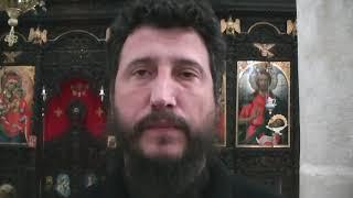 Žarko Dimić, starešina Tijabarske crkve- Vaskršnja čestitka  05.04.2018.