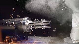 World's FASTEST AIRSOFT Gun, The Making.