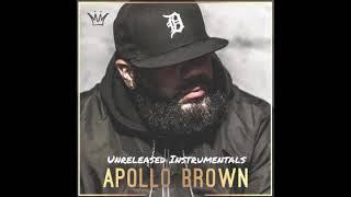 Apollo Brown The Unreleased Instrumentals, Vol. 1 (Full Album)