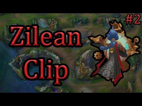 Zilean Support Quadrakill Satisfyng Clip #2 - League Of Legends