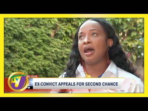 Ex-Convict Appeals for Second Chance | TVJ News