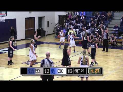 Richmond TV Sports: Girls Varsity Basketball vs. Yale
