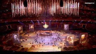 Complete Sochi 2014 Closing Ceremony HD /Церемония закрытия олимпиады в Сочи 2014(, 2014-09-09T08:56:56.000Z)