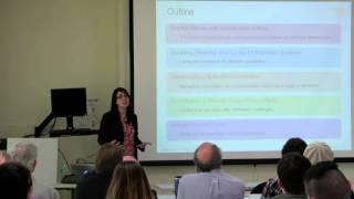 Computer Science Colloquium - February 11, 2016 - Nora Ayanian