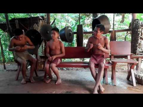 Beautiful sound from the ethnic group of Palawan 🎵