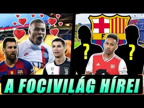 Íme a Barcelona csatárjelöltjei!