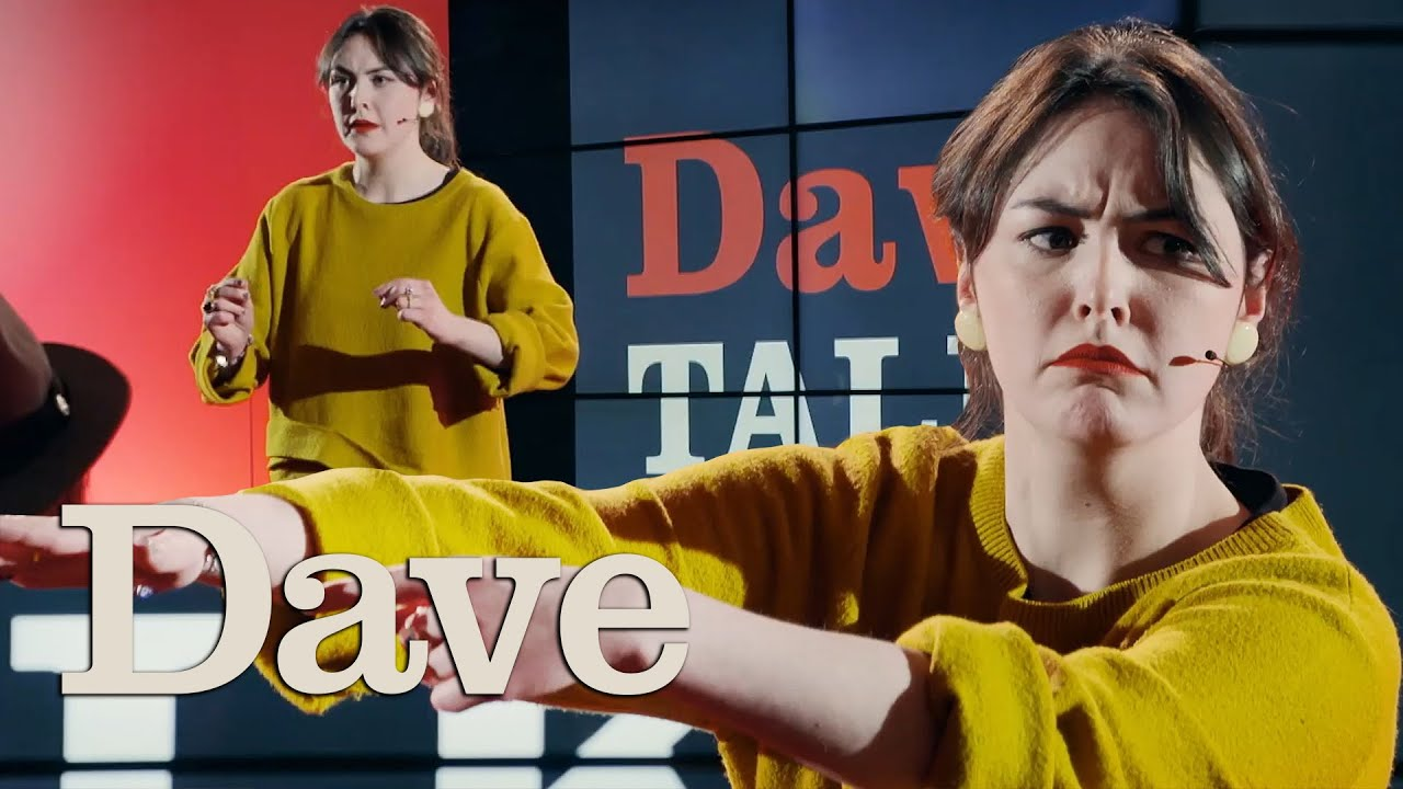 DANCE YOUR DESTINY with Emma Sidi | Dave TALKS | Dave