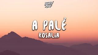 ROSALÍA - A Palé (Lyrics / Letra).mp3