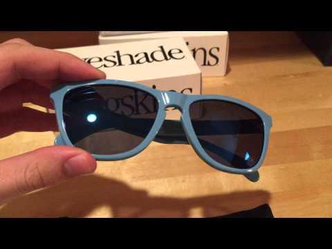 Oakley Frogskins Ice Blue
