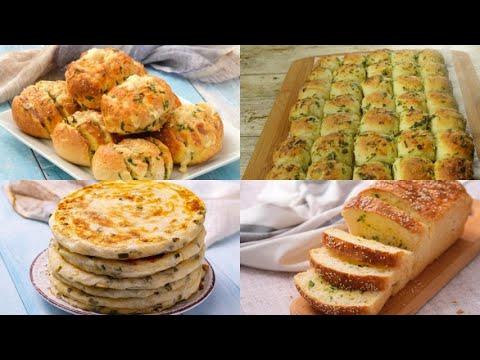 5 Creative and Original Ways to Make Garlic Bread