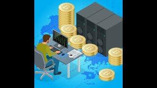 Майнинг как драйвер роста криптовалют. Выступление на IBF