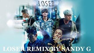 BIGBANG - Loser Remix [Lana Del Rey - National Anthem MASHUP] by Sandy G