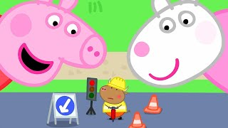Kids TV and Stories | Peppa Pig and Suzy Sheep are Visiting Tiny Land | Peppa Pig Full Episodes