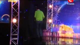 Україна має талант-5 сезон -Треш