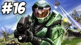 Halo: Combat Evolved Walkthrough | Two Betrayals | Part 16 (Xbox/PC)