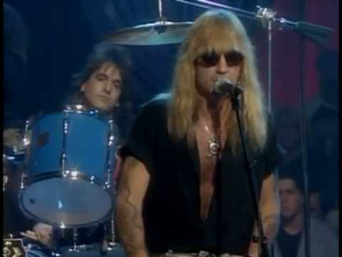 GREAT WHITE - Babe Im Gonna Leave You live