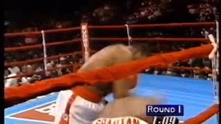 Riddick Bowe Vs Michael Dokes Highlights KO1