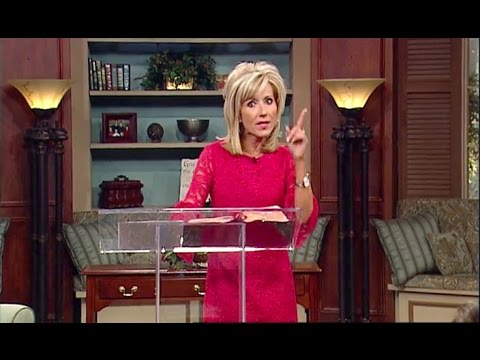 Beth Moore: The Most Powerful Prayer (James Robison / LIFE Today)