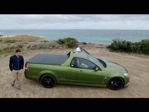 F1: Off The Grid: Driving A Holden Ute Down Australia's Great Ocean Road