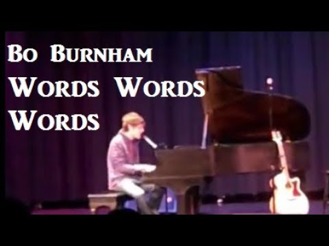 Bo Burnham | Old Version of